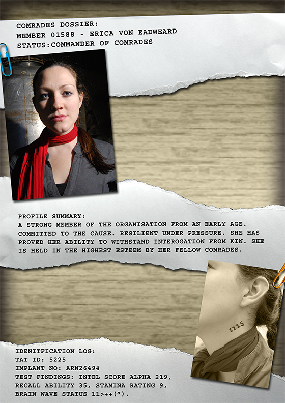 Erica's Dossier
